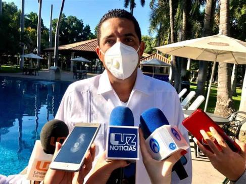 Sergio Torres está desesperado, se defiende Jesús Valdés