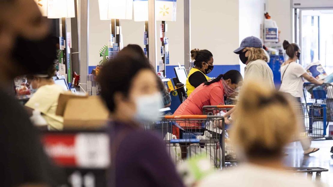 Estados Unidos registra 401.361 muertes y 24.230.850 infecciones por covid-19