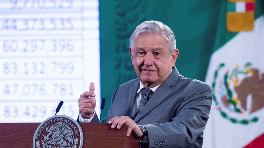 López Obrador dice coincidir con los planteamientos principales de Biden