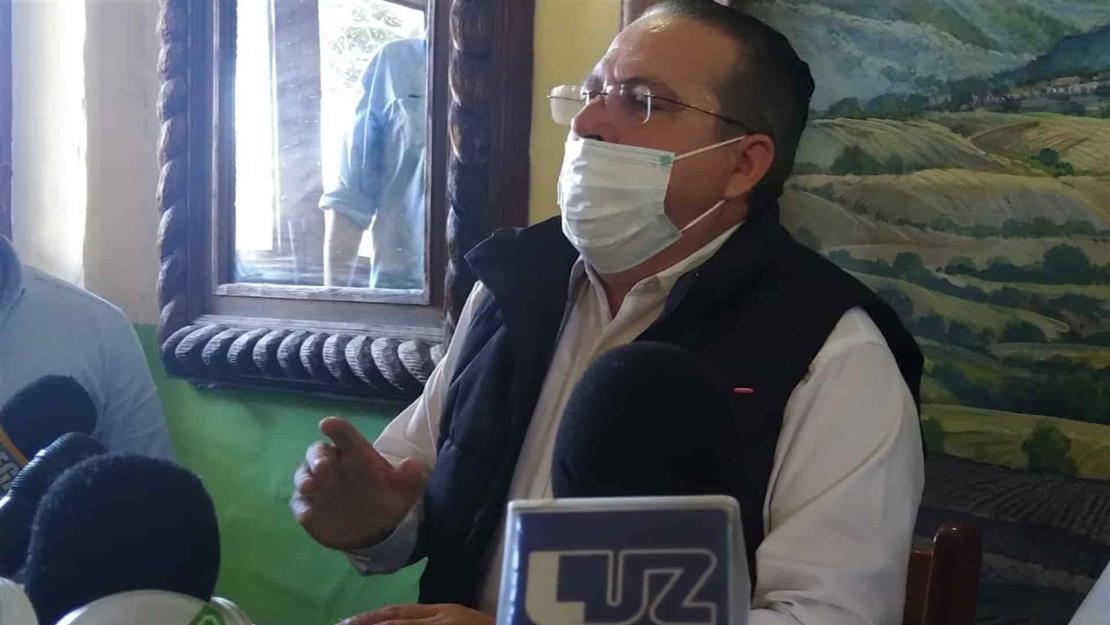 Octavio Loaiza también busca la alcaldía de Mazatlán por Morena