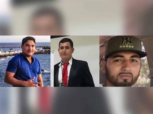 Solicitan ayuda para dar con el paradero de tres primos