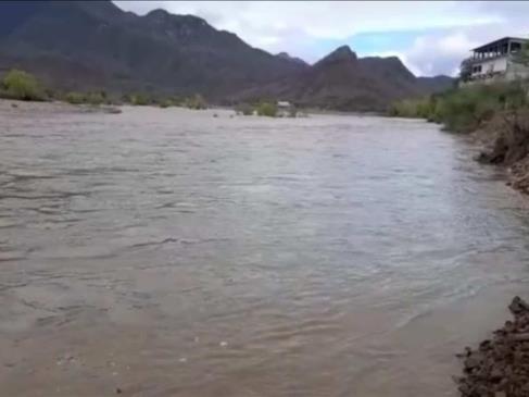 Lluvias recargan manto acuífero en la cuenca del río Fuerte: Conagua