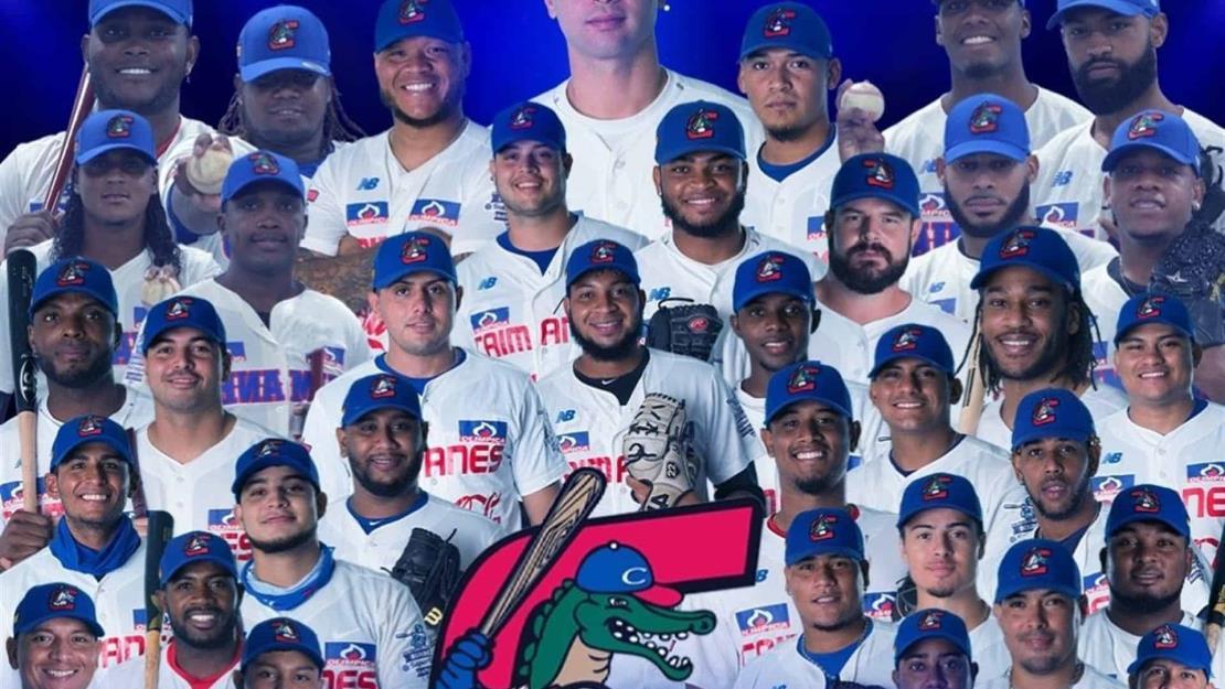 Caimanes, flamante campeón del beisbol colombiano