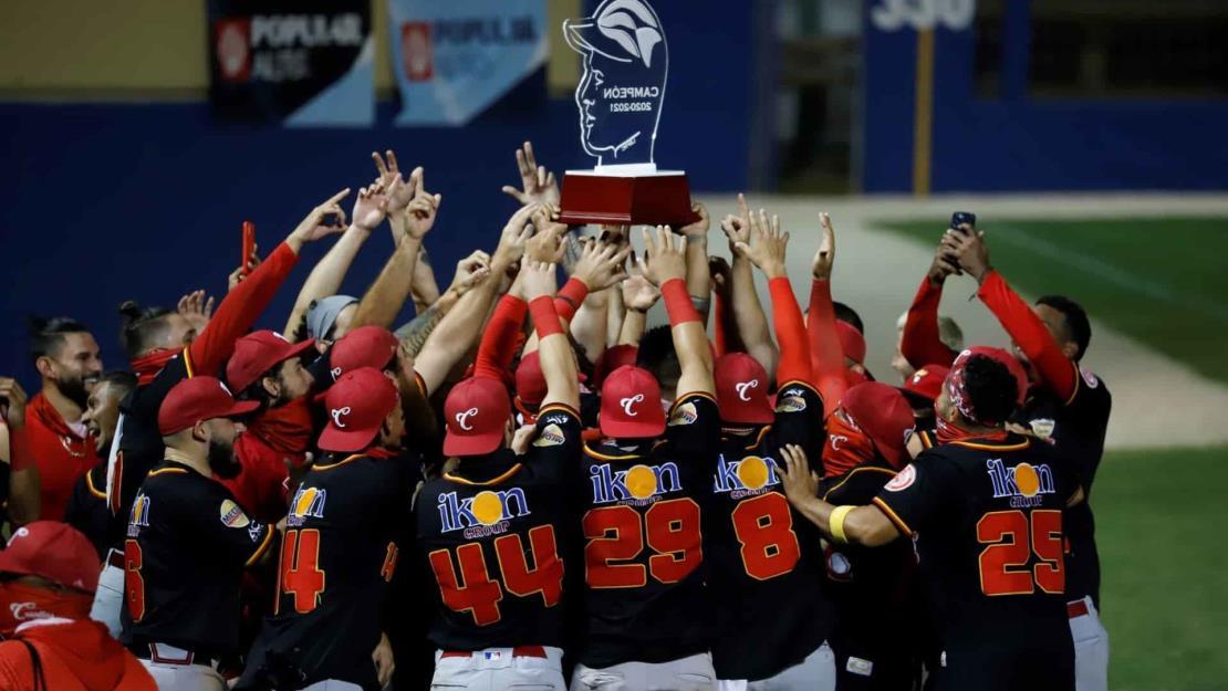 Criollos de Caguas ganan en Puerto Rico e irán a la Serie del Caribe