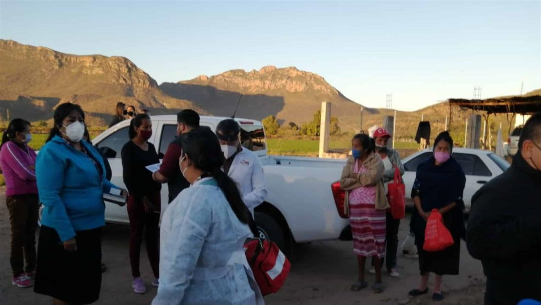 Apoyos en vivienda, la petición más recurrente en Goros Pueblo durante Jornada Integral