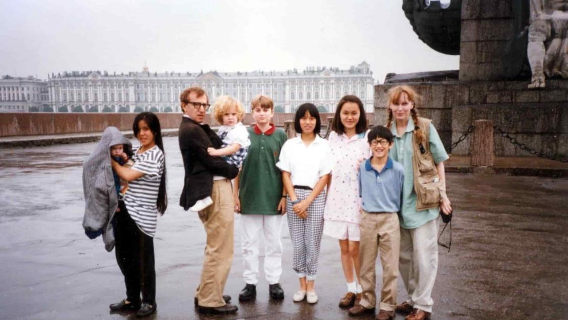 HBO echa sal en la herida entre Woody Allen y Mia Farrow