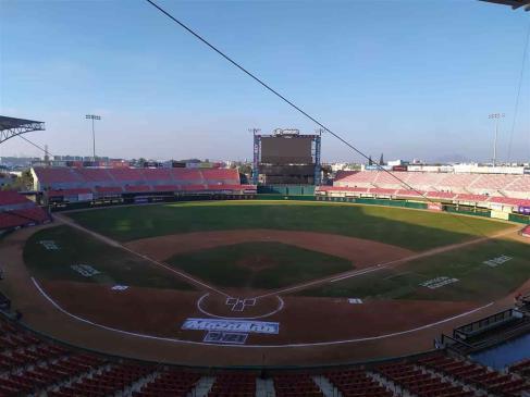En corto plazo regresará estadio de beisbol al Ayuntamiento: Flores Segura
