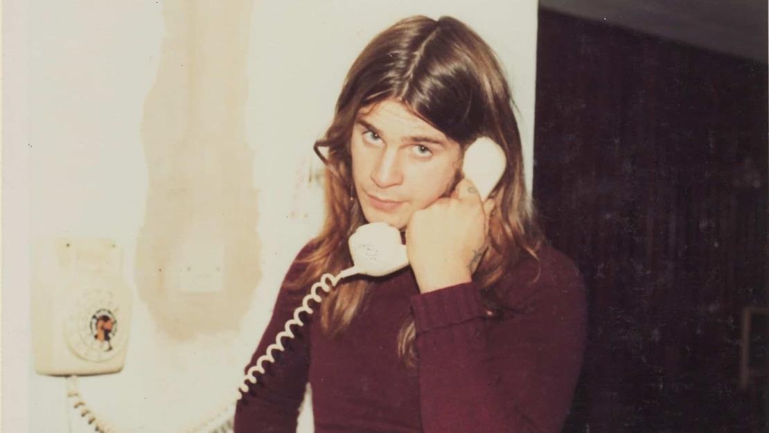 Ozzy Osbourne dice ser el hombre más afortunado del mundo