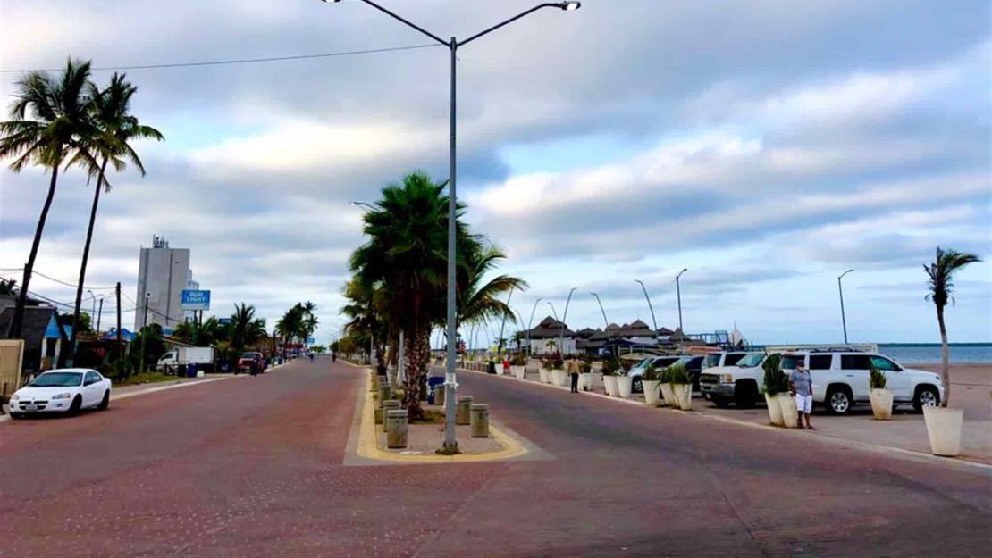Pide Eliazar Gutiérrez a culiacanenses no visitar playas de Altata por seguridad