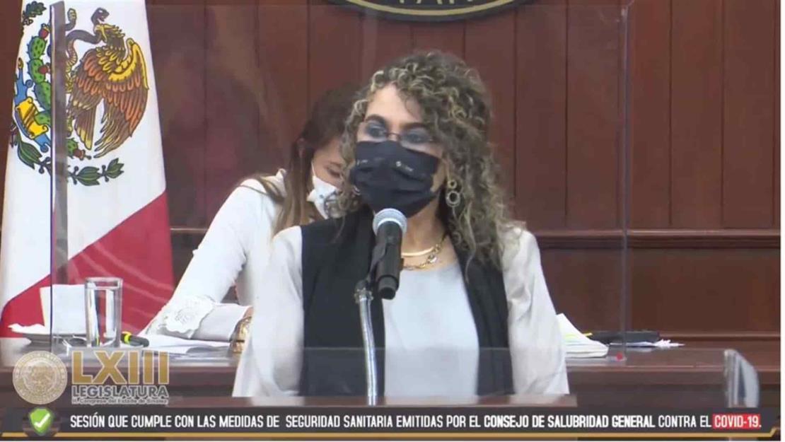 La paridad existe en la Ley, pero no en la voluntad de la clase política en Sinaloa: diputada