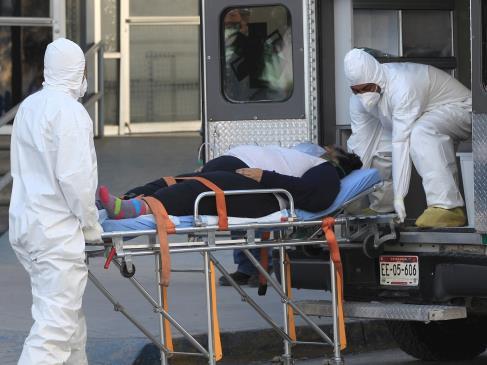 México reporta 857 nuevas muertes por Covid-19