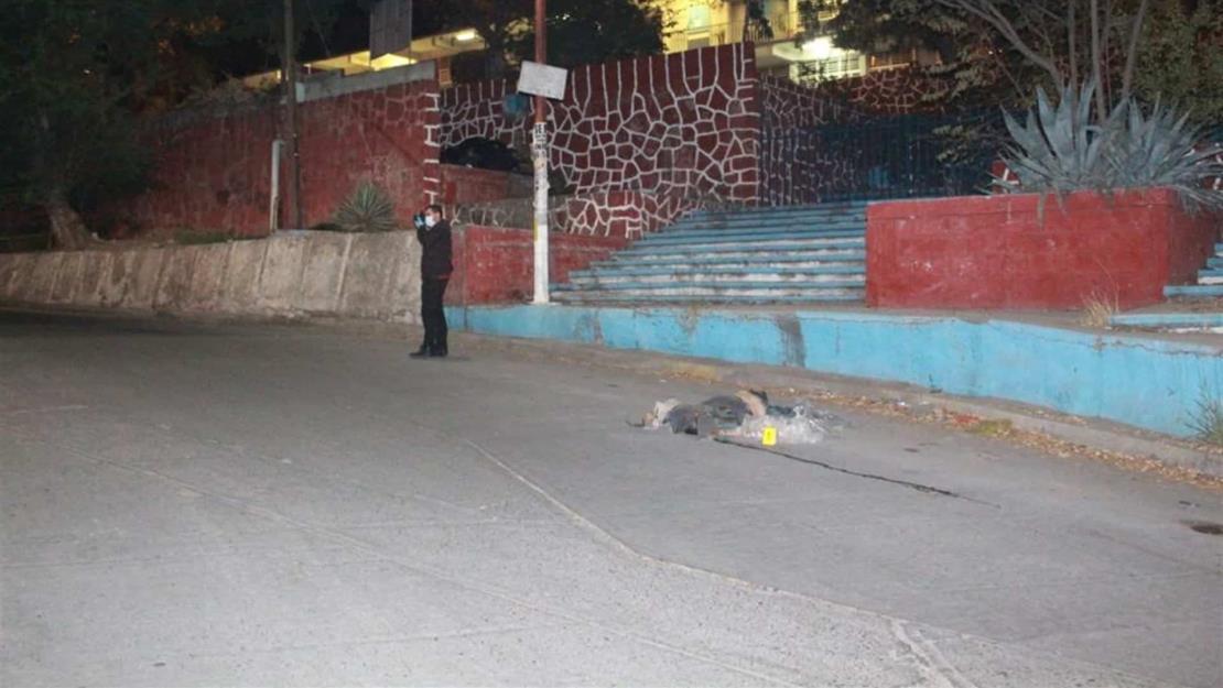 Localizan hombre asesinado cerca de la Escuela Normal de Sinaloa
