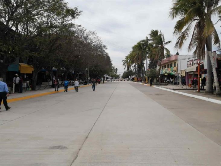 Reabren la circulación de la avenida Zaragoza en Los Mochis