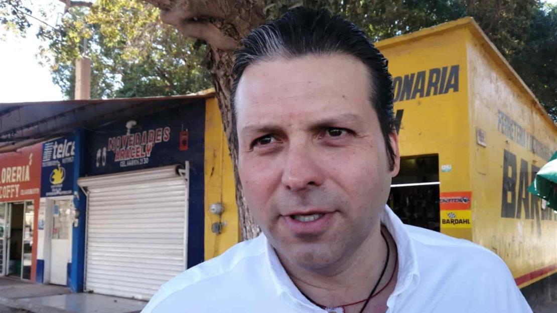 Niega Mario Zamora haberse vacunado contra el Covid-19