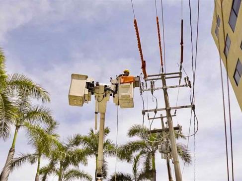 CFE suspenderá el servicio en el Real del Valle en Mazatlán