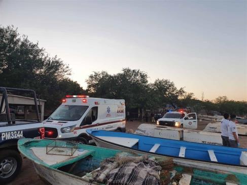 Reportan a tres pescadores desaparecidos, salieron de El Colorado