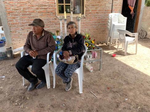 Piden justicia familiares del joven atropellado que perseguían policías de Guasave