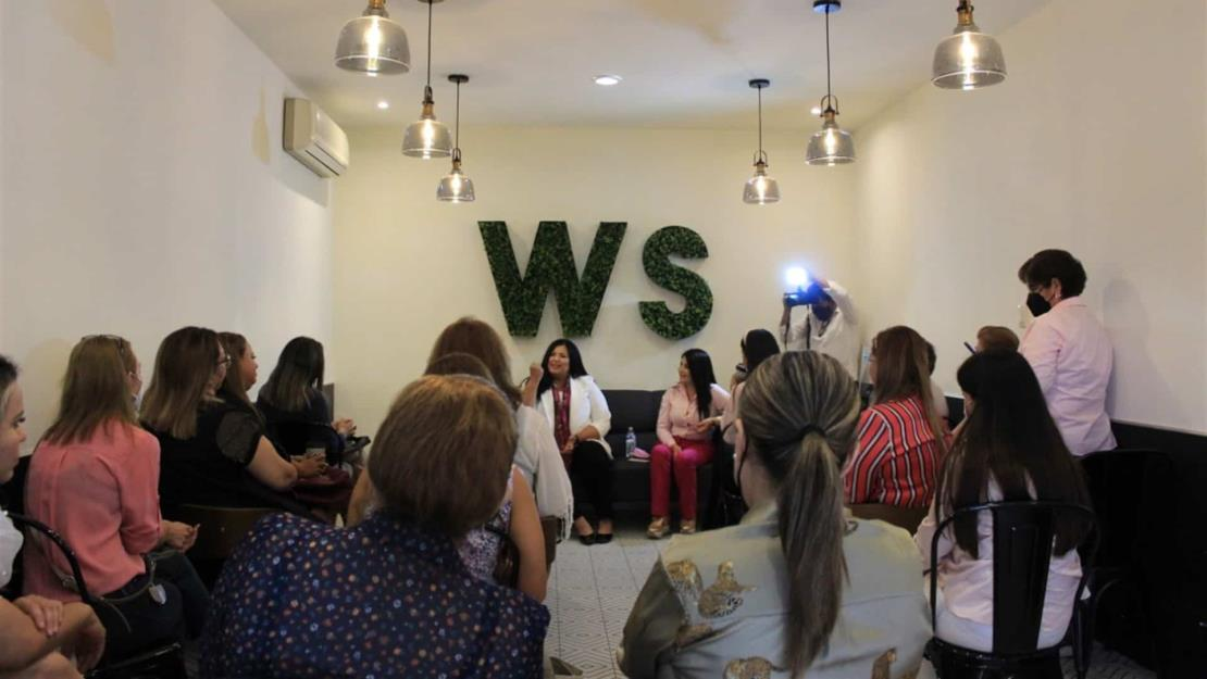 Suman Rosa Elena Millán y Siria Quiñónez a empresarias a Fuerza por México