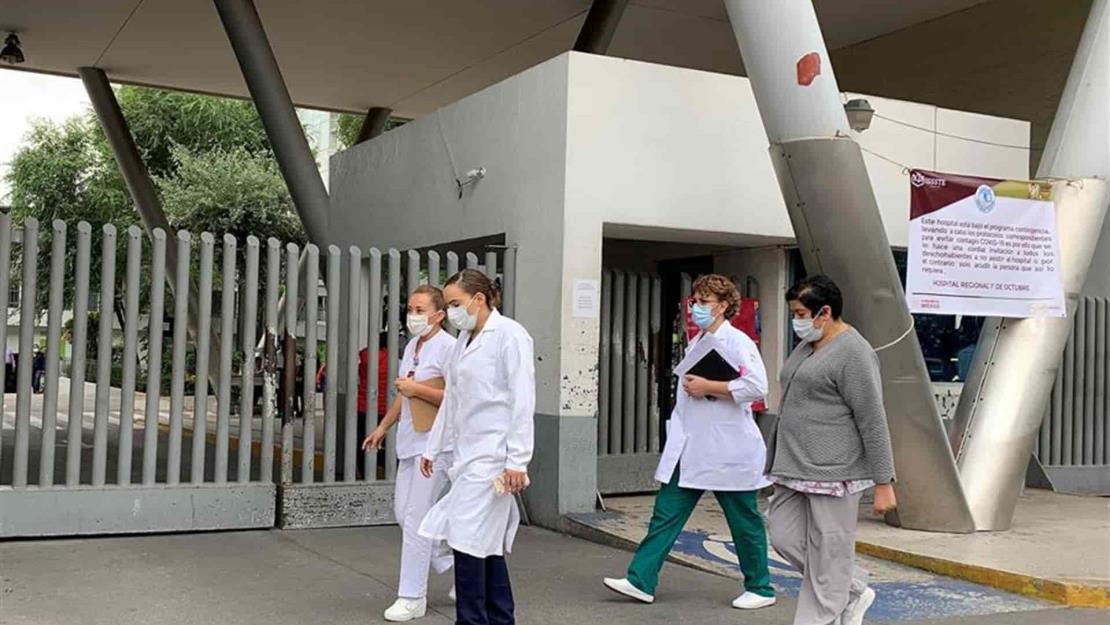 México suma 548 nuevas muertes por coronavirus y llega a 206 mil 146 decesos
