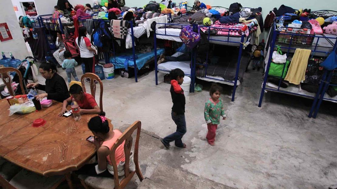 Más de 15 mil menores solos persiguen desde enero el sueño americano