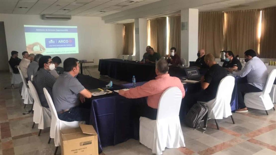 Gerentes deportivos llevan a cabo seminario en LMP