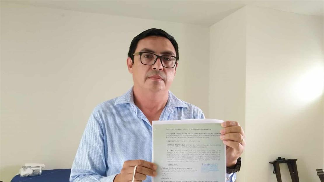 """Panistas impugnan para """"tumbar"""" candidaturas"""
