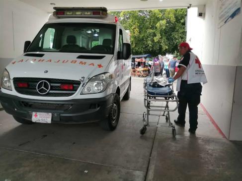 Inconscientes por golpes ingresan a tres hombres a un hospital de Los Mochis