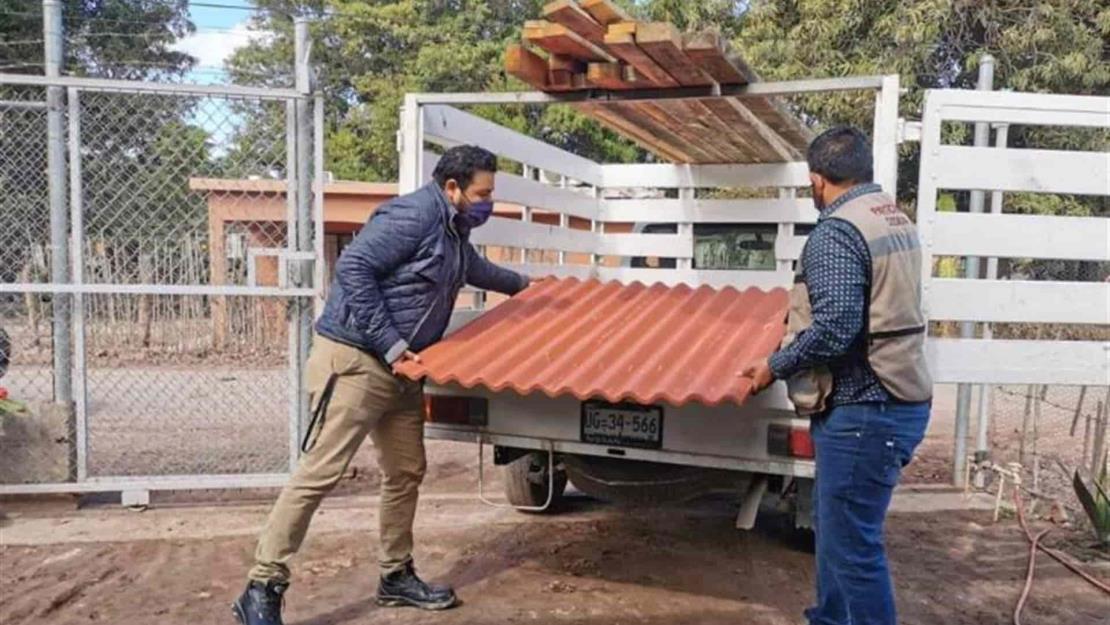 """""""Blindaje electoral no impide el seguir trabajando"""": Héctor Morales"""