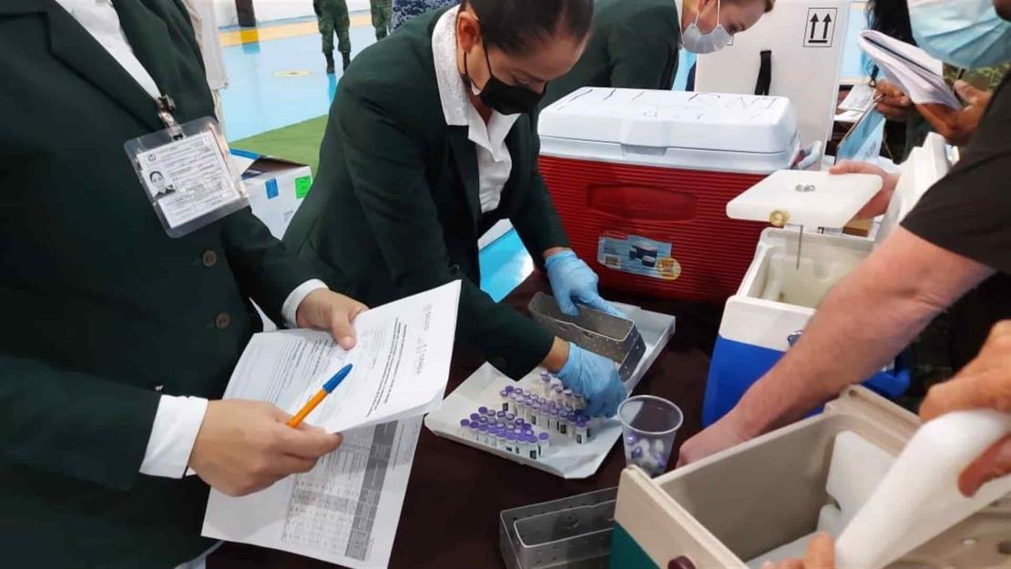 La próxima semana podrían llegar más vacunas a Sinaloa: Quirino Ordaz