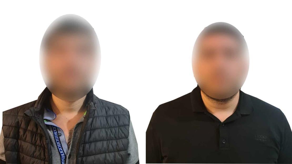 Vinculan a proceso a dos hombres detenidos armados en operativo de Semana Santa