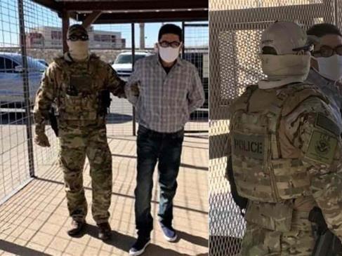 ICE deporta a mexicano involucrado en el asesinato del agente Kiki Camarena