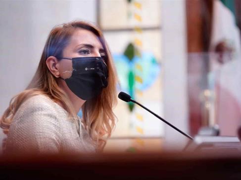 Necesitamos iniciativas que impacten en la vida cotidiana de los sinaloenses: Roxana Rubio