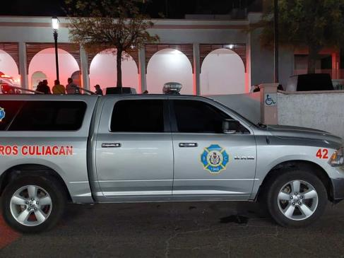 Atropellan a bombero de Culiacán; conductor se da a la fuga