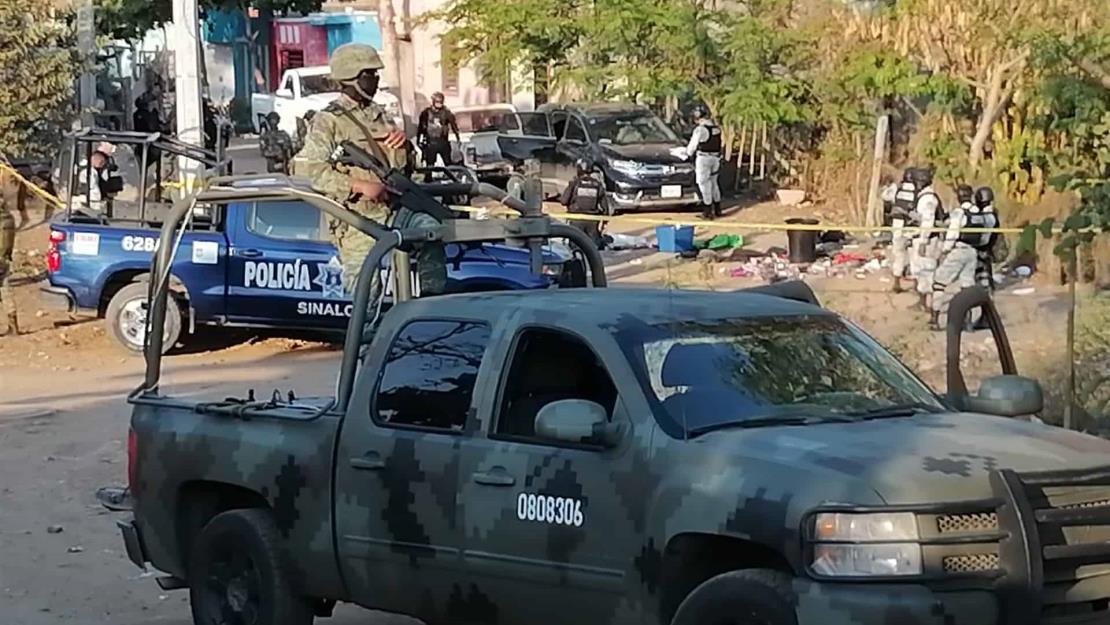 Tras ataque contra policías estatales refuerzan seguridad en Mazatlán