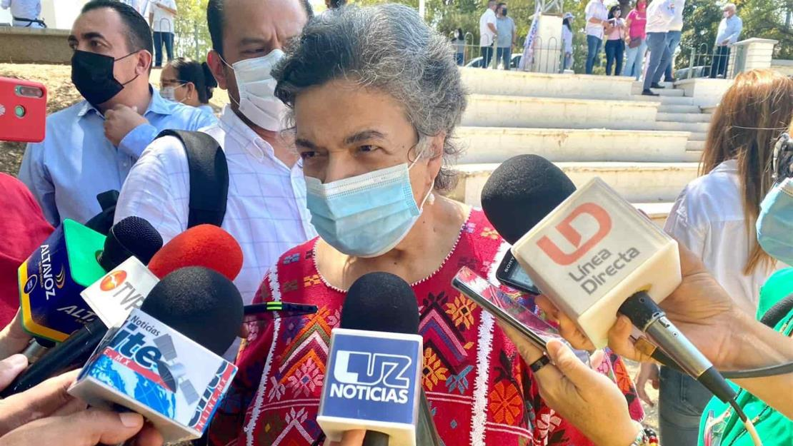Gente que votó por la oposición está defraudada, esta elección será competida: Beatriz Paredes