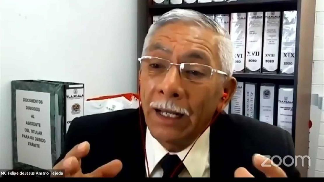 Policías deben de respetar los derechos humanos: Amaro Tejeda