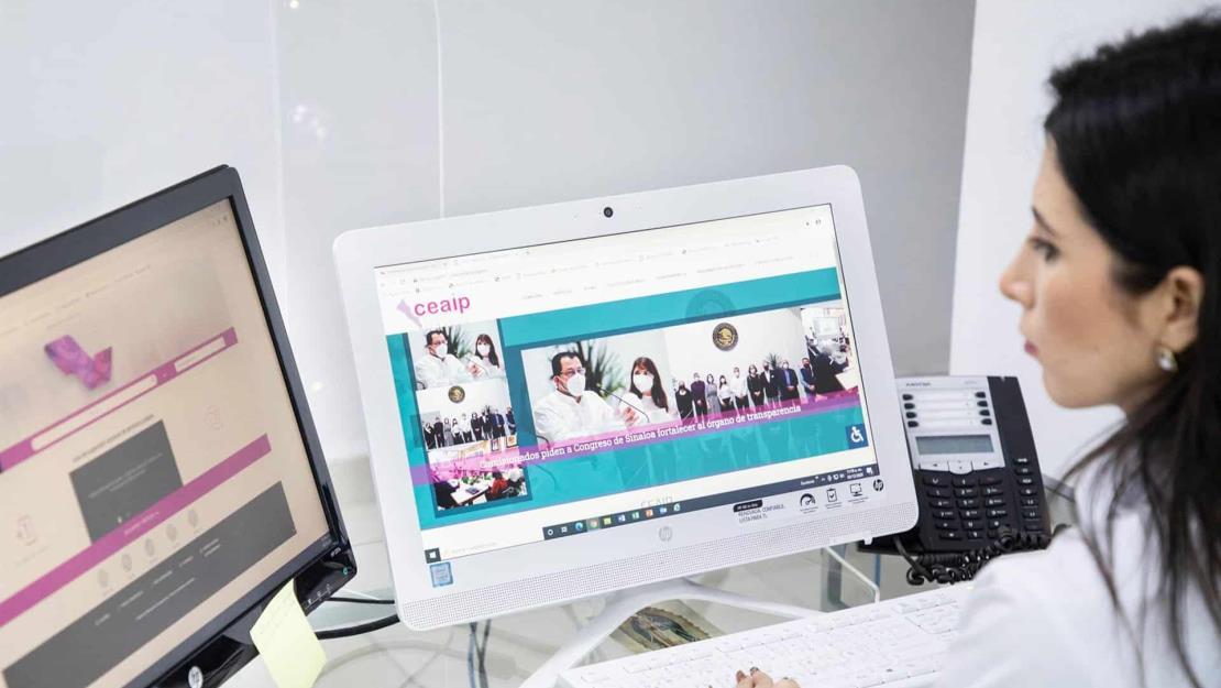 Portales de transparencia deben de garantizar acceso a la información pública: CEAIP