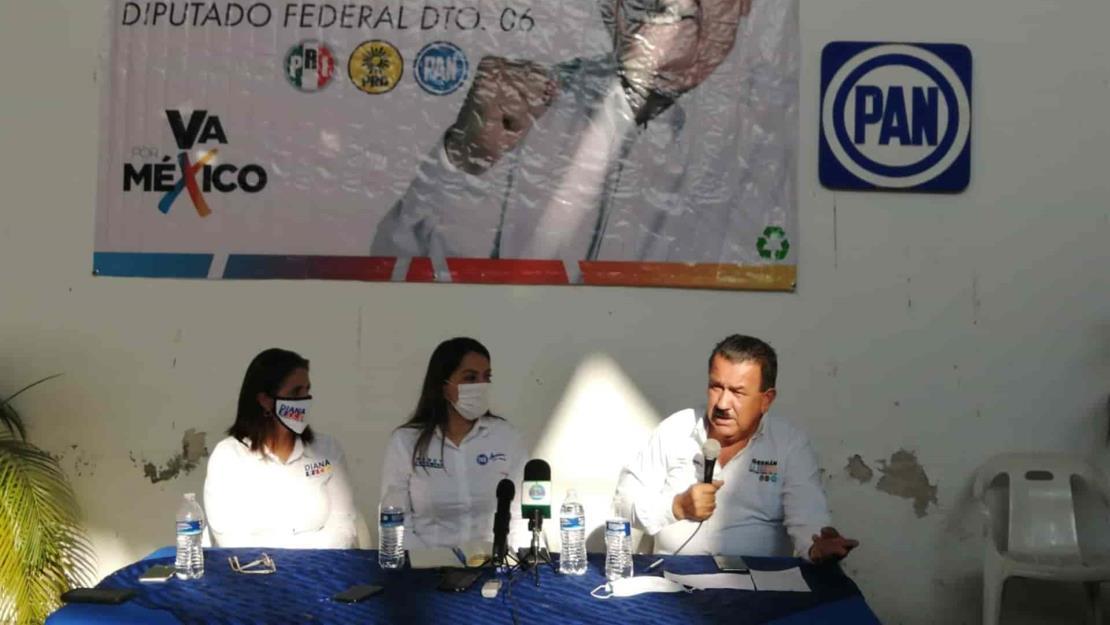 Denuncia Escobar amenazas y destrucción de propaganda