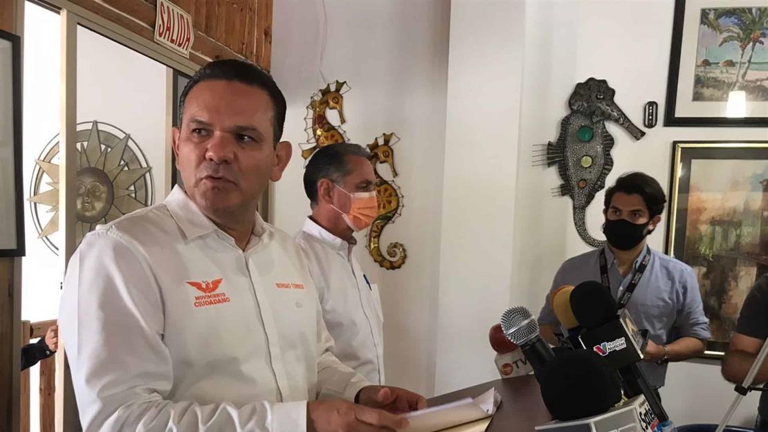Candidatos de Movimiento Ciudadano han ganado los debates: Sergio Torres
