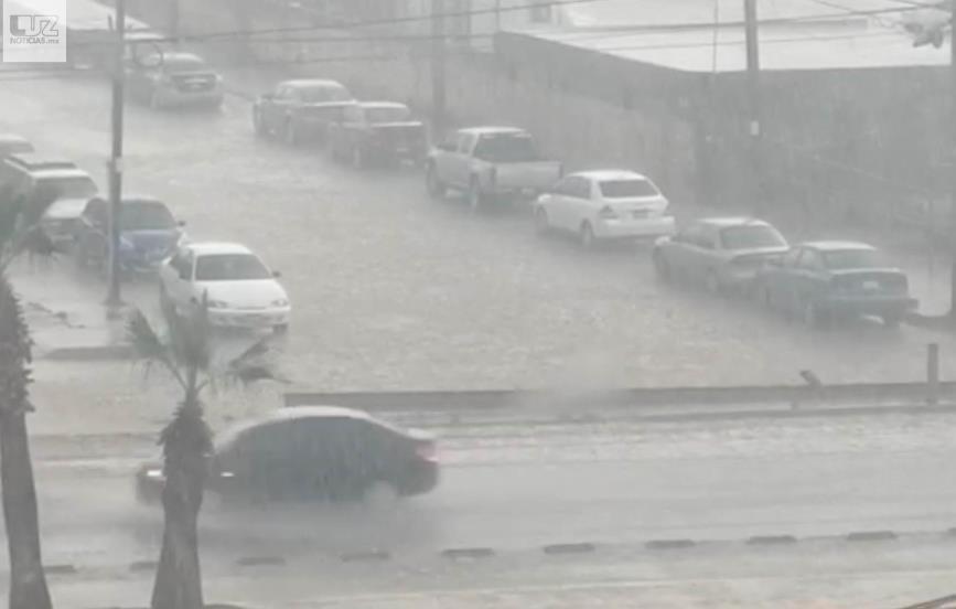 Caen primeras lluvias en Chihuahua