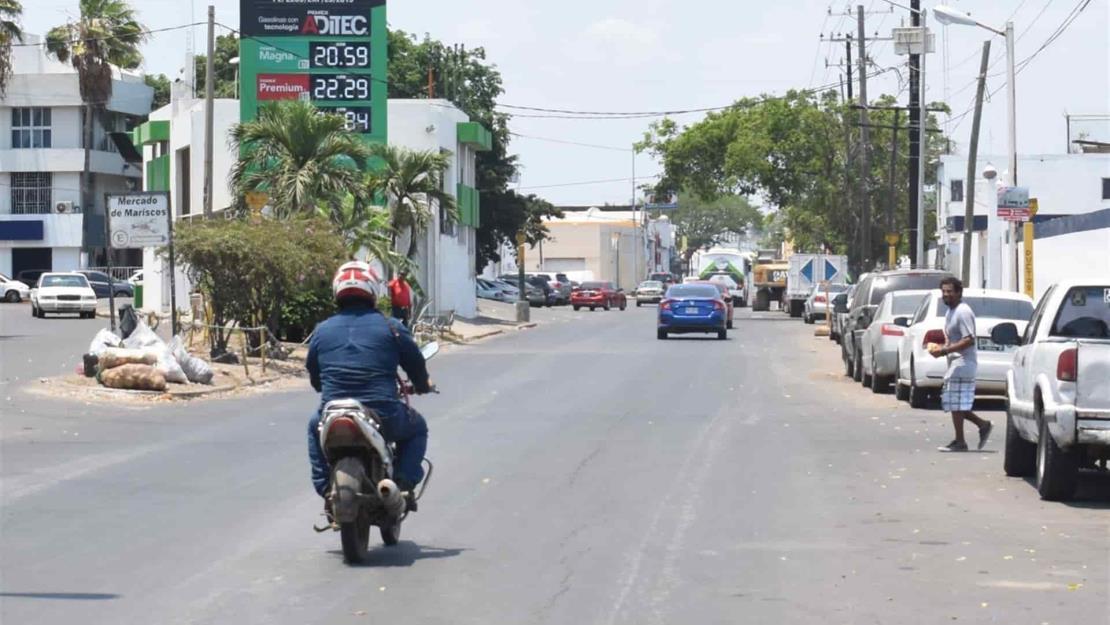 Este jueves cerrarán otro tramo de la avenida Gabriel Leyva en Mazatlán