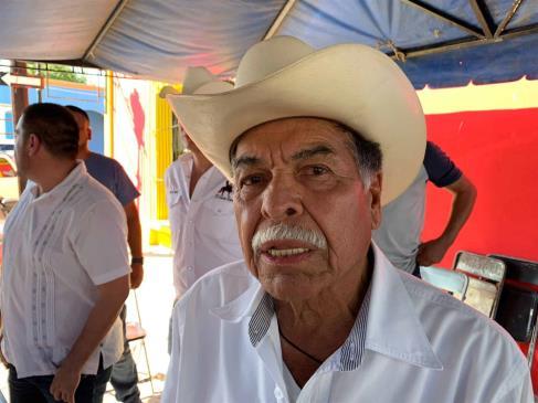 Vicente Pico pide respeto para los fortenses y dijo que impugnará la elección en El Fuerte
