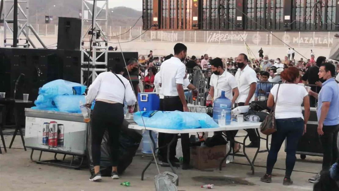 Mazatlán no tiene repunte de casos Covid-19, aunque Sinaloa regrese a color amarillo