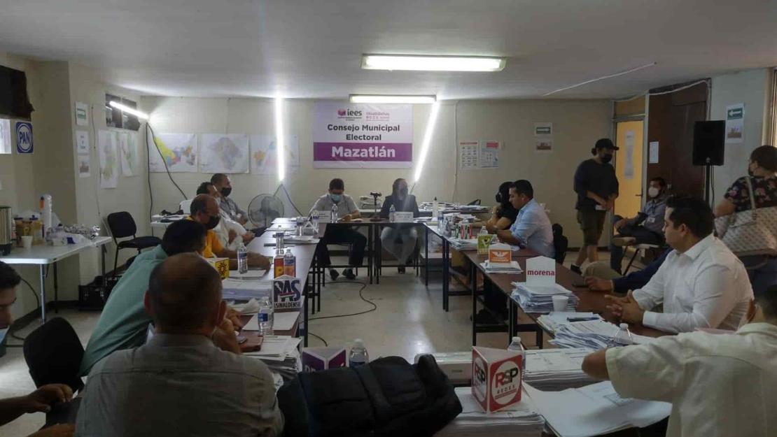 Estiman entregar constancia al alcalde electo de Mazatlán a las 4:00 PM