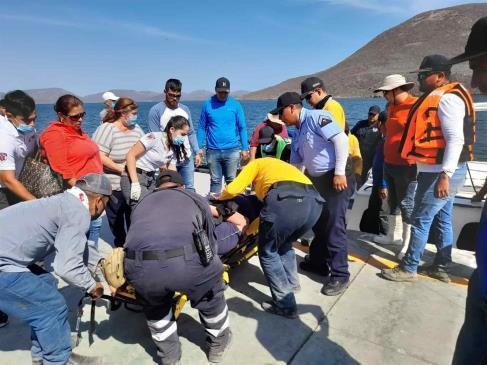 Encuentran en la Isla de los Patos a un hombre desaparecido