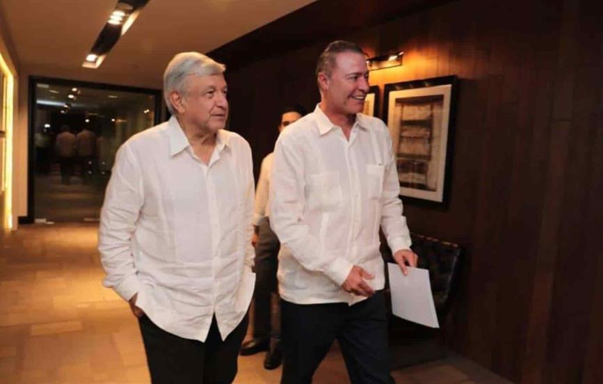 Aclara Quirino que AMLO no lo ha invitado al gabinete