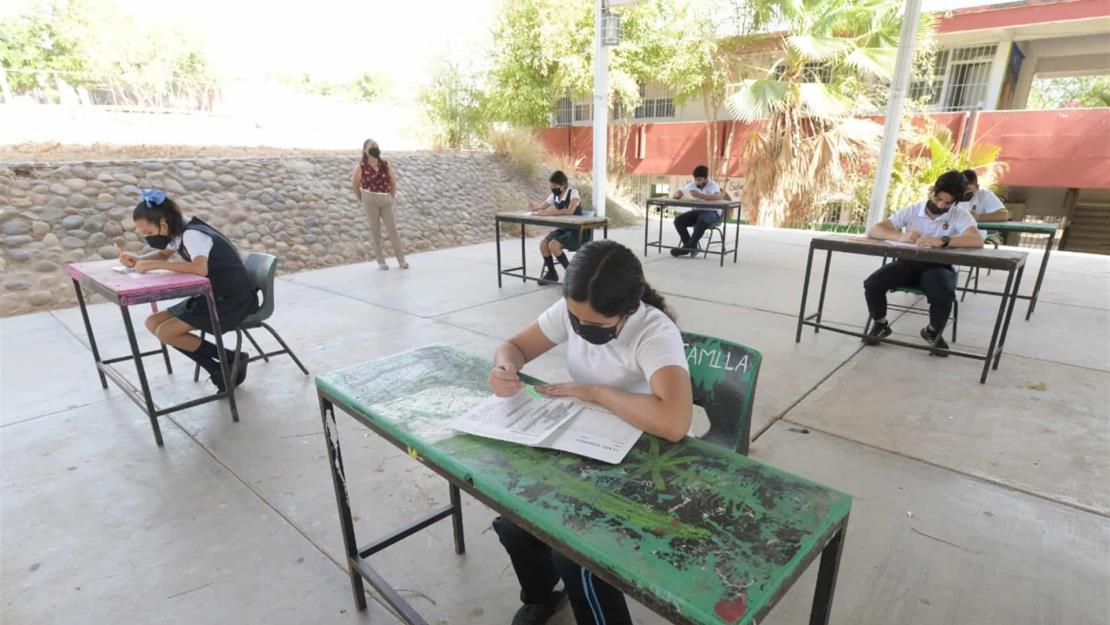 En Sinaloa aún hay escuelas con espacios; el 9 de julio culminan inscripciones