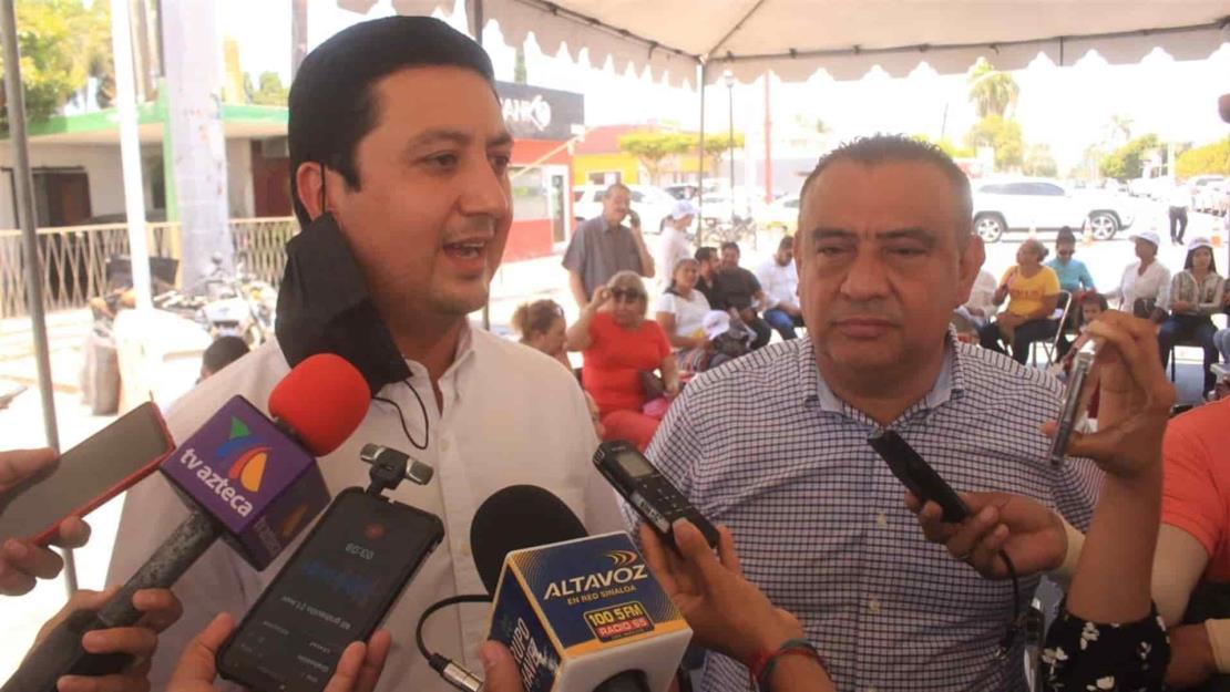 Chano Valle, el único priísta que nos ha apoyado: Marcos Osuna