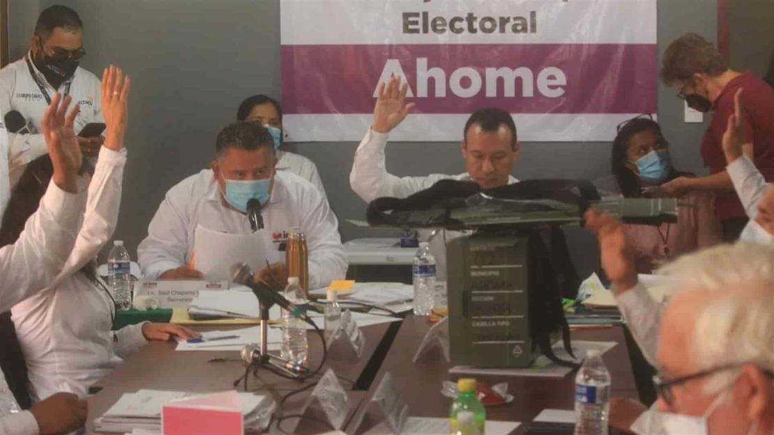 Cómputo final favorece a Gerardo Vargas Landeros como alcalde electo de Ahome