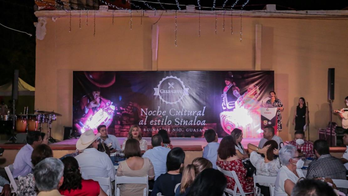 Vive la sindicatura de Nío una gran Noche Cultural al Estilo Sinaloa